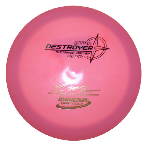 Destroyer Star Pink